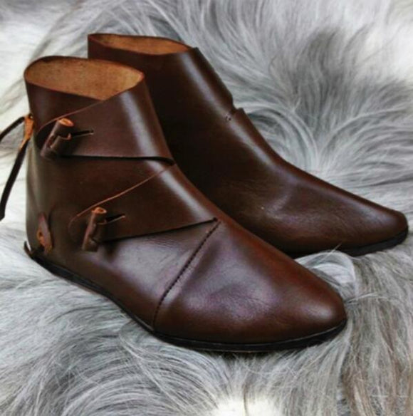 Shoes - Ladies Western Leather Boots