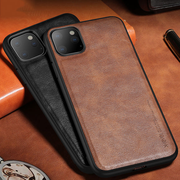 Invomall Shockproof Leather Case For iPhone