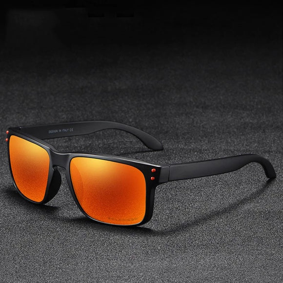 Invomall Classic Sports Style Polarized Men Sunglasses