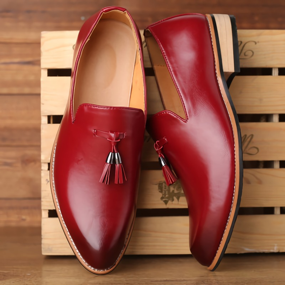 Shoes - New Arrival Men's Fashion Casual Leather Dress Shoes