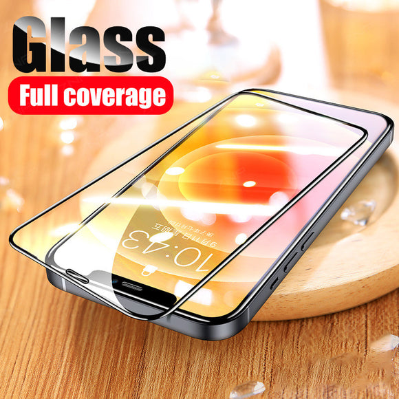 Invomall 3Pcs Tempered Glass For iPhone