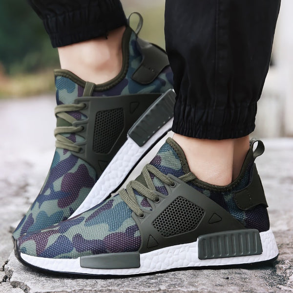 Shoes - 2019 Men's Lightweight Military Camouflage Outdoor Sports Shoes