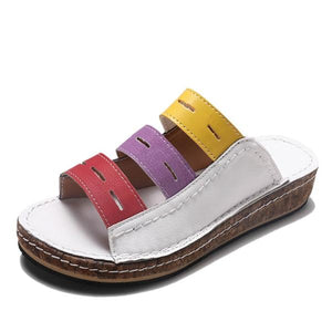 Shoes - Summer Women's Rome Casual Slippers(Buy 2 Get 10% off, 3 Get 20% off Now)