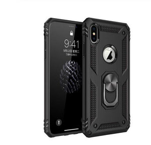 Invomall Original Armor Shockproof Car Magnetic Phone Case For iphone