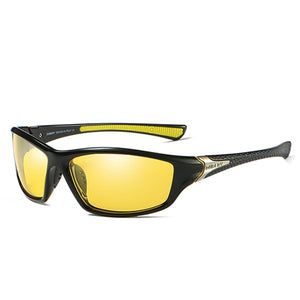 Invomall Retro Sports Polarized Sunglasses