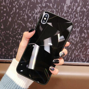 Invomall 3D Diamond Phone Case for iPhone