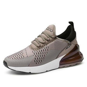 Invomall Men's Breathable Comfortable Jogging Sneakers