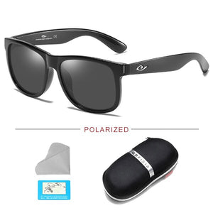 Invomall Men's Sports Polarized Sunglasses