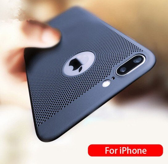 Invomall Heat Dissipation Phone Case For iPhone