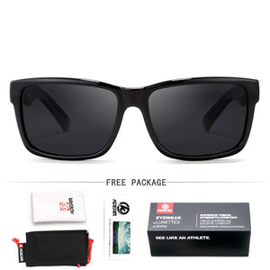 Invomall Men's Sports Polarized Sunglasses UV400
