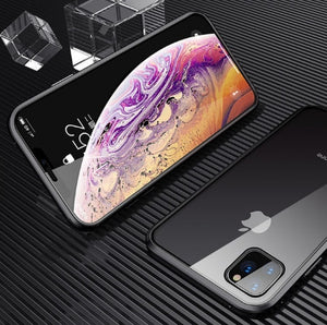 Invomall Magnetic Attraction Shockproof Case For iPhone