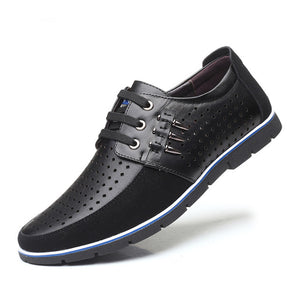 Invomall Men's Vintage Fashion Casual Shoes
