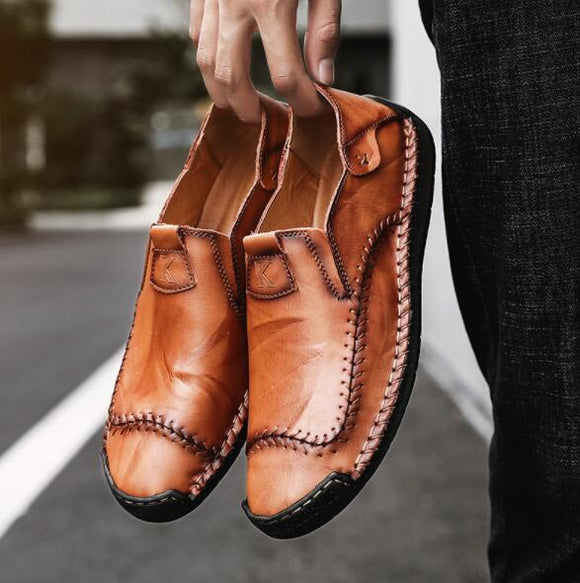 Shoes - New Arrival Genuine Leather Men's Shoes