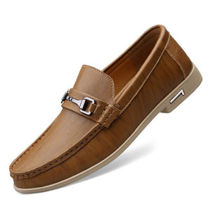 Shoes - Hot Buy!Men Genuine Leather Casual Loafers