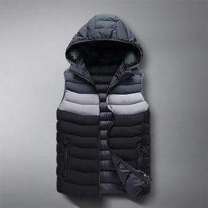Invomall Men's Winter Warm Vest