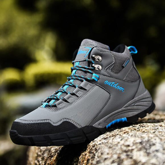 Invomal Men's Outdoor Sports Hiking Boots