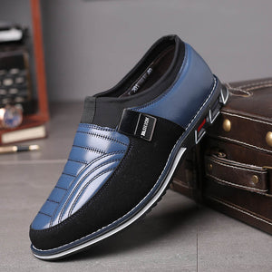 Invomall High Quality Men's Fashion Casual Shoes Loafers