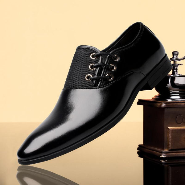 Shoes - British Style Formal Office Business Oxford Shoes