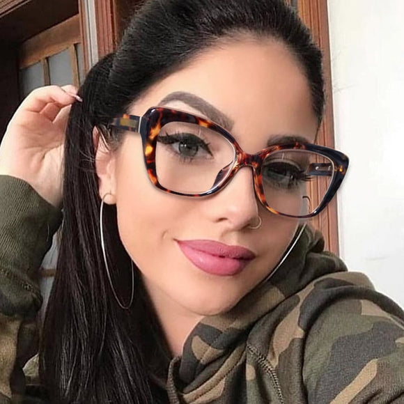 Glasses -  2019 ins Popular Cat Eye Eyewear