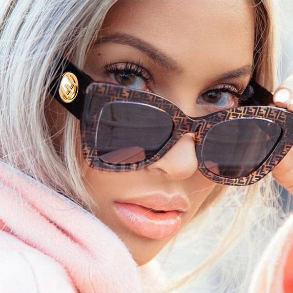 Sunglasses - 2019 Fashion Vintage Square Sunglasses