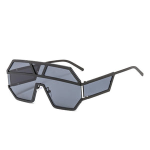Sunglasses - Luxury Unisex Fashion Oversize Square Sunglasses