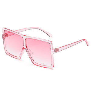 Sunglasses - Women's Oversized Sunglasses UV400