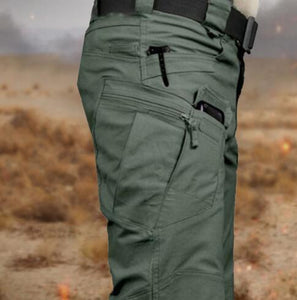 Invomall Men's Outdoor Hiking Cargo Pants