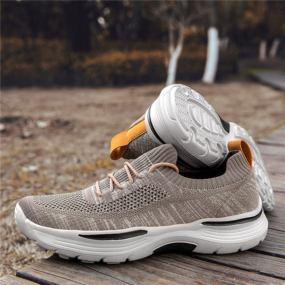 Invomall Men's Breathable Light Sneakers