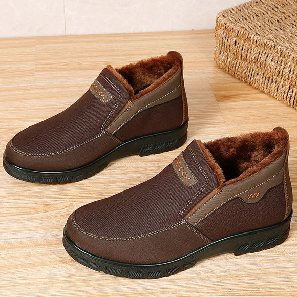 Shoes - New Arrival Winter Men's Warm Boots