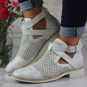 Shoes - Women's Fashion Casual Ankle Boot