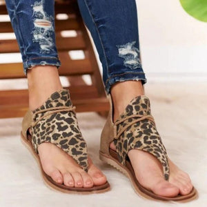 Invomall Ladies Retro Casual Sandals