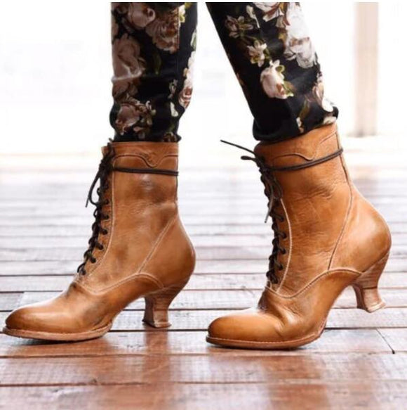 Shoes - New Arrival Women's Vintage Gladiator Booties