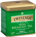 Irish Breaskfast Loose Tea 6/100g tin, case