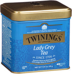 Lady Grey Loose Tea 6/100g tin, case