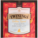 Golden Tipped English Breakfast 1/100ct, case