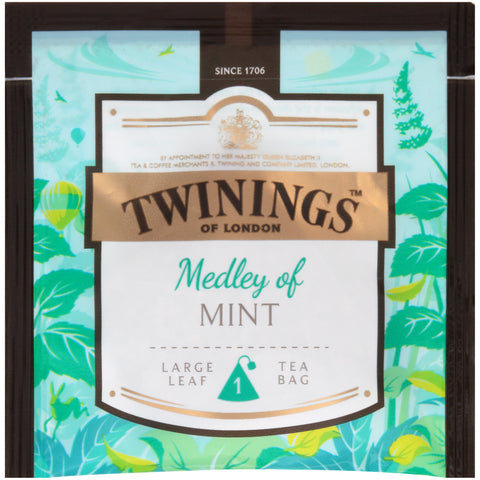 Medley of Mint 1/100ct, case