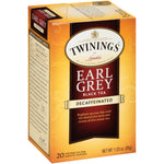 Earl Grey Decaf 6/20ct, case