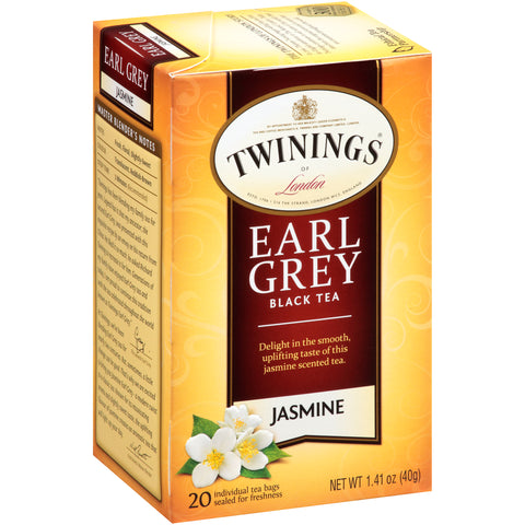 Earl Grey Jasmine 6/20ct, case