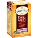 Earl Grey Lavender 6/20ct, case