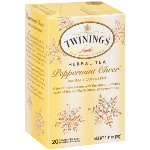Peppermint Cheer™ 6/20ct, case