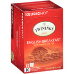 English Breakfast 6/12ct. K-Cup® Pods, case