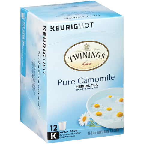 Pure Camomile 6/12ct. K-Cup® Pods, case