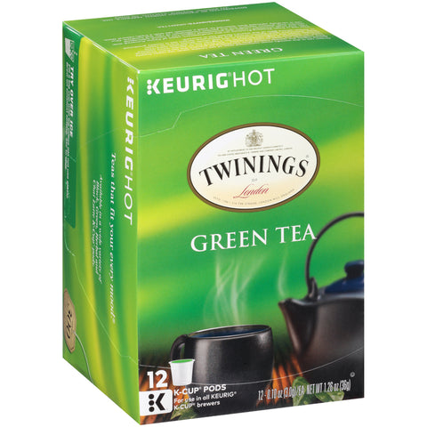 Green 6/12ct. K-Cup® Pods, case