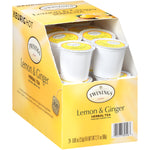 Lemon & Ginger 4/24ct. K-Cup® Pods, case