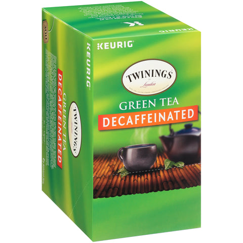 Decaffeinated Green 4/24ct. K-Cup® Pods, case