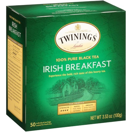 Irish Breakfast 6/50ct, case
