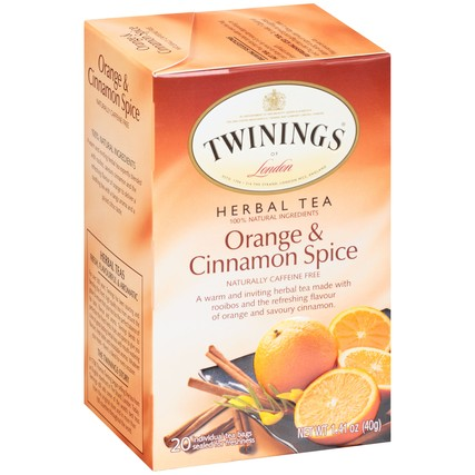 Orange & Cinnamon Spice 20ct. Box