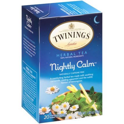 Nightly Calm® 6/20ct, case
