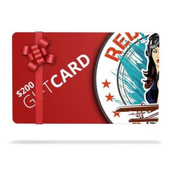 Gift Card - Red Rocket Brand