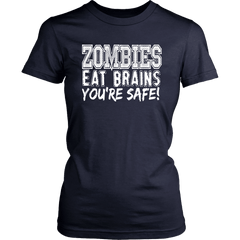Zombies Eat Brains - Red Rocket Brand